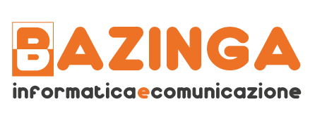 Bazinga Mobile Logo
